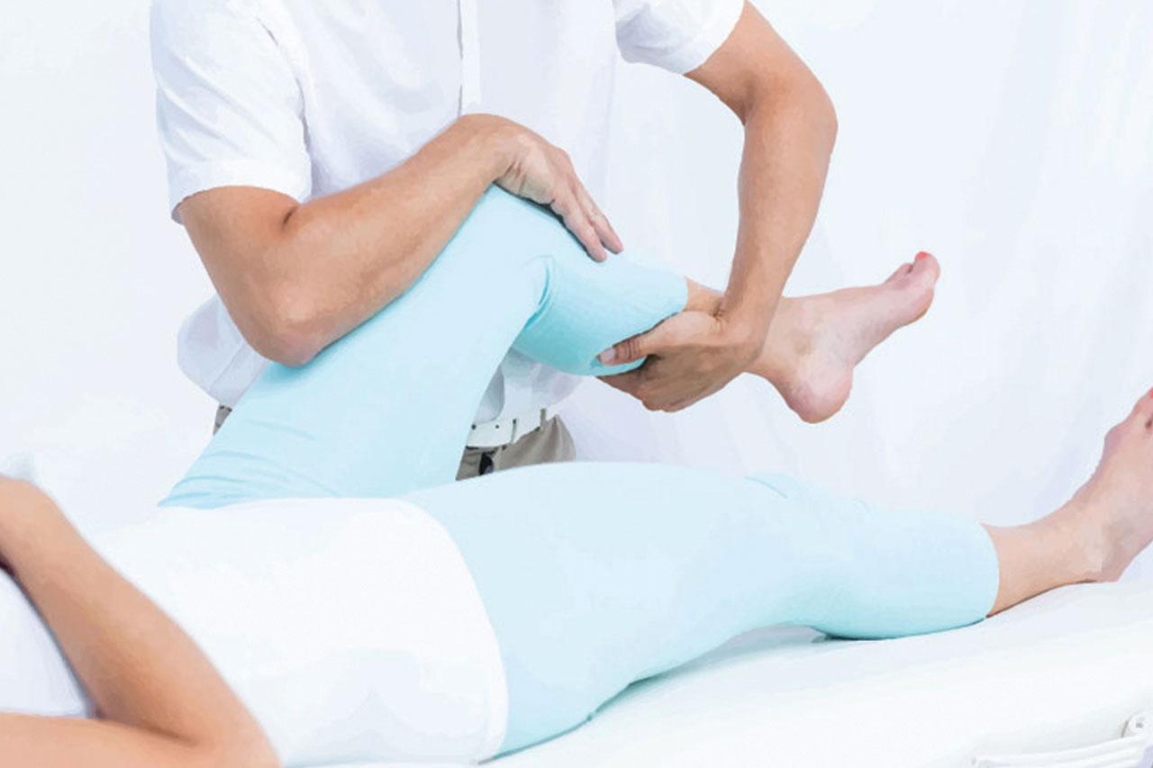 goede fysiotherapie kan veel klachten verhelpen